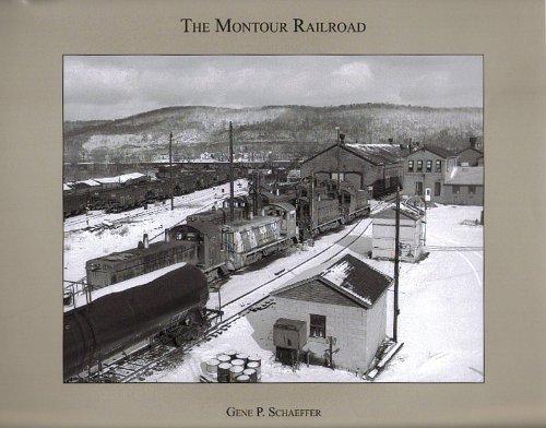 The Montour Railroad: Gene P. Schaeffer