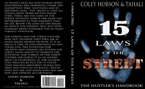 9781606439531: 15 Laws of the Street