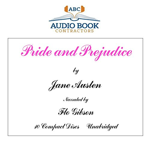 9781606460269: Pride and Prejudice (Classic Books on CD Collection) [UNABRIDGED] (Classics on CD)