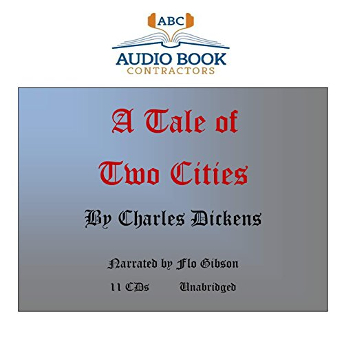 9781606460894: A Tale of Two Cities (Classic Books on CD Collection) [UNABRIDGED]