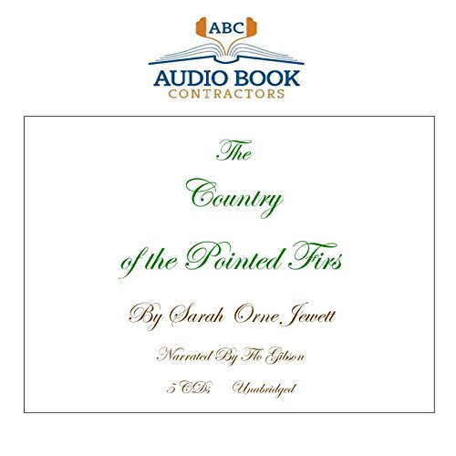 9781606461457: The Country of the Pointed Firs (Classic Books on CD Collection) [UNABRIDGED]