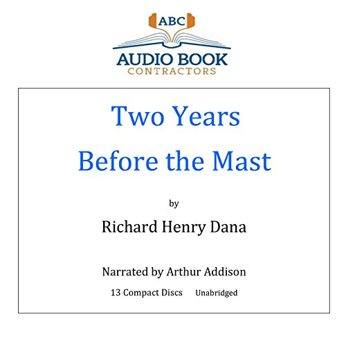 9781606462157: Two Years Before the Mast (Classic Books on CD Collection) [UNABRIDGED]