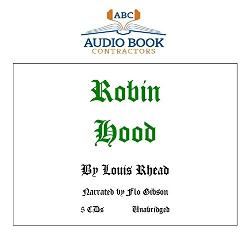 9781606462188: Robin Hood (Classic Books on CD Collection) [UNABRIDGED]