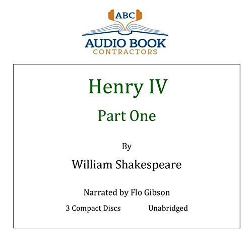 9781606464458: Henry IV, Part 1 (Classic Books on CD Collection) [UNABRIDGED]