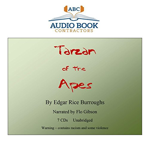 9781606465158: Tarzan of the Apes (Classic Books on CD Collection) [UNABRIDGED]