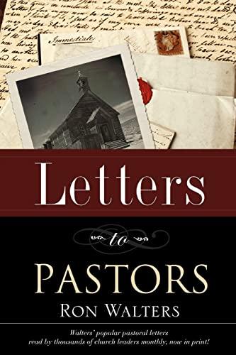 9781606473443: Letters to Pastors
