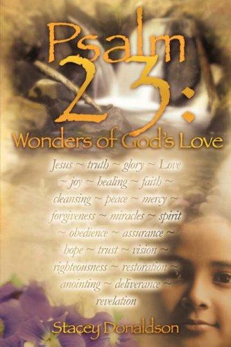 9781606475317: Psalm 23: Wonders of God's Love