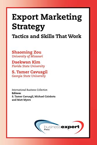 9781606490082: Export Marketing Strategy: Tactics and Skills That Work