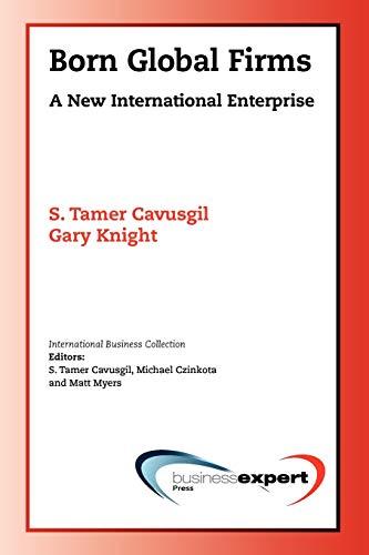 9781606490129: Born Global Firms: A New International Enterprise (International Business Collection)