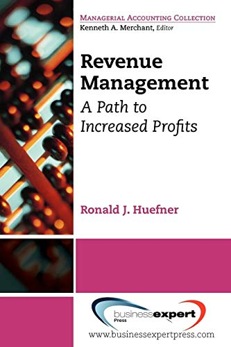 9781606491416: Revenue Management (Managerial Accounting Collection)