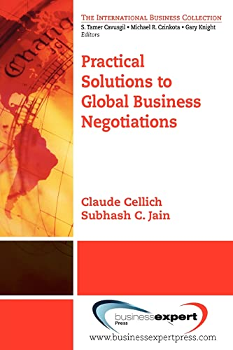 9781606492499: Practical Solutions to Global Business Negotiations (International Business Collection)