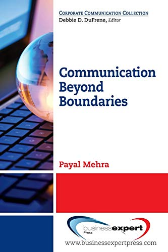 9781606496381: Communication Beyond Boundaries