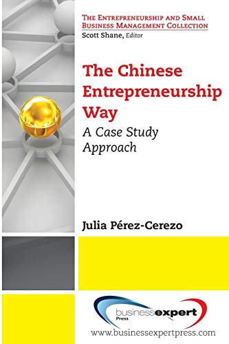 9781606497647: The Chinese Entrepreneurship Way