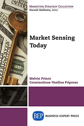 9781606499764: Market Sensing Today (Marketing Strategy Collection)