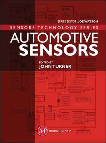 9781606500095: Automotive Sensors (Sensor Technology)