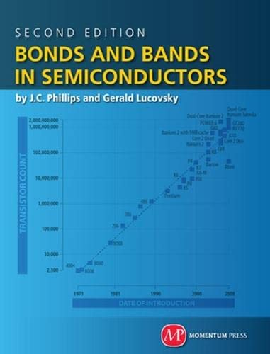 9781606501337: Bonds and Bands in Semiconductors, Second Edition