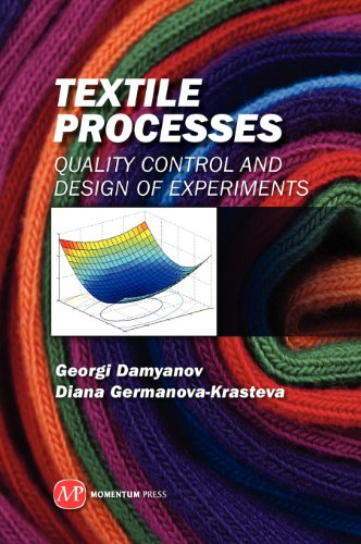 9781606503874: Textile Processes: Quality Control and Design of Experiments (Asme)