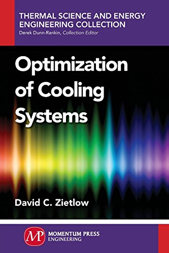 9781606504741: Optimization of Cooling Systems