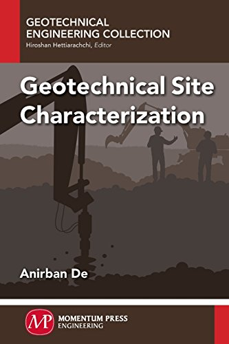 9781606505328: Geotechnical Site Characterization