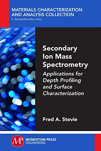 9781606505885: Secondary Ion Mass Spectrometry: Applications for Depth Profiling and Surface Characterization