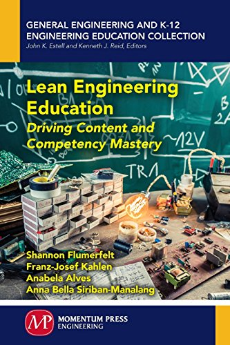 9781606508251: Lean Engineering Education: Driving Content and Competency Mastery