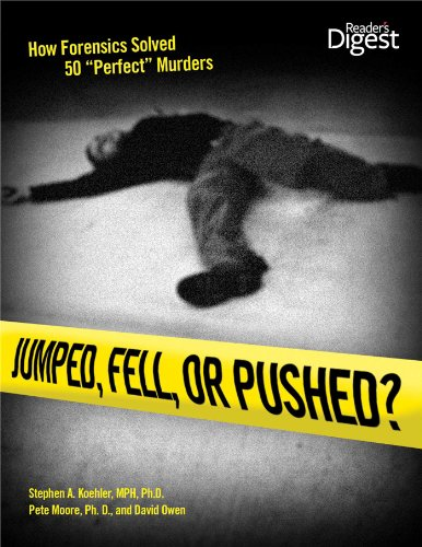9781606520376: Jumped, Fell, or Pushed: How Forensics Solved 50