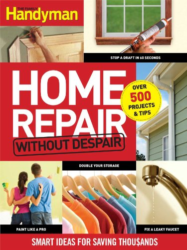 9781606521359: Home Repair without Despair: Smart Ideas for Saving Thousands