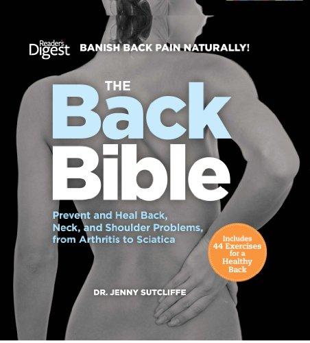 9781606522547: The Back Bible: Banish Back Pain Naturally