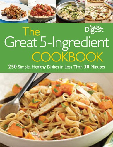 9781606523261: The Great 5 Ingredient Cookbook