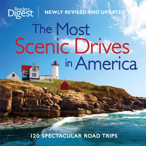 Most Scenic Drives in America (Paperback): Reader's Digest