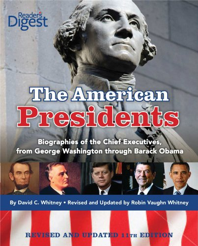 9781606524626: American Presidents: Biographies of the Chief Executives from George Washington to Barack Obama