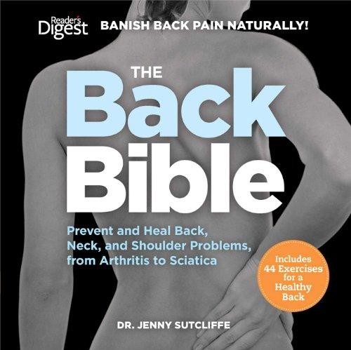9781606525098: The Back Bible: Banish Back Pain Naturally