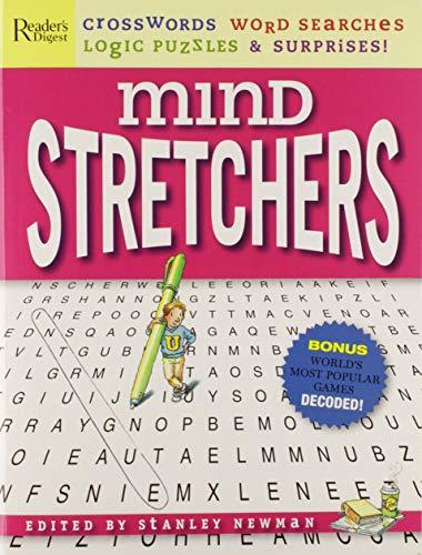 9781606529690: Mind Stretchers: Crosswords, Word Searches, Logic Puzzles & Surprises
