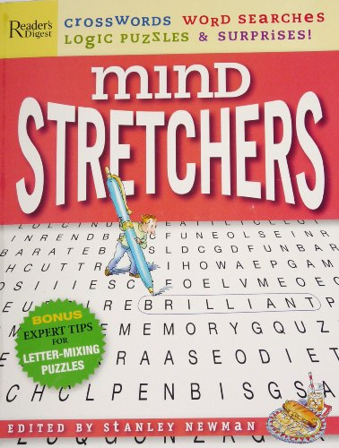 9781606529935: Reader's Digest Mind Stretchers Papaya Edition Crosswords Word Searches Logic Puzzles and Surprises!