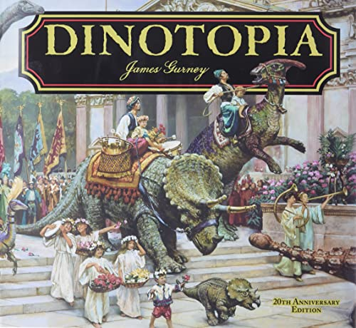 9781606600221: Dinotopia, A Land Apart from Time: 20th Anniversary Edition (Calla Editions)