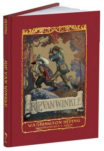 Rip Van Winkle (Calla Editions): Washington Irving