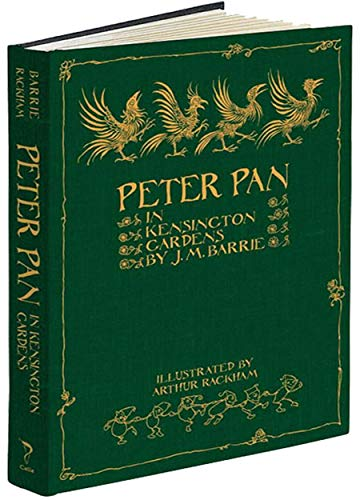 9781606600436: Peter Pan in Kensington Gardens (Calla Editions)