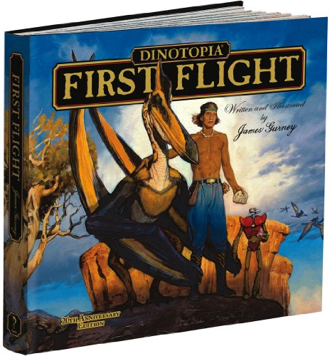 9781606600573: Dinotopia, First Flight: 20th Anniversary Edition