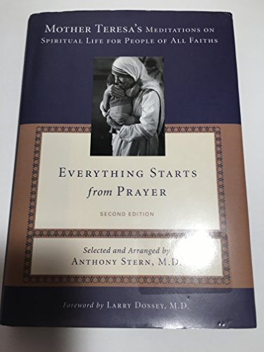9781606710661: Everything Starts From Prayer 2nd Special Edition