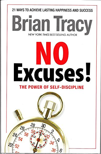 9781606711361: No Excuses! The Power of Self-discipline by Brian Tracy (2012) Hardcover