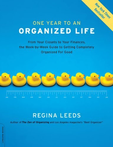 9781606711705: One year to an organized life