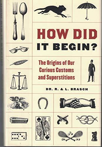 9781606712719: How Did It Begin?