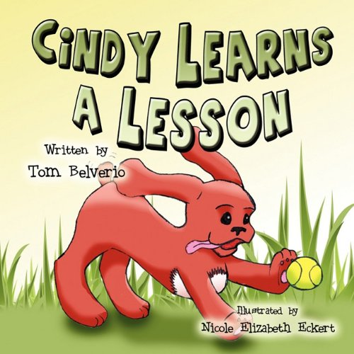 Cindy Learns a Lesson: Tom Belverio