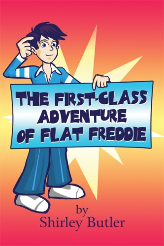 9781606728826: The First-Class Adventure of Flat Freddie