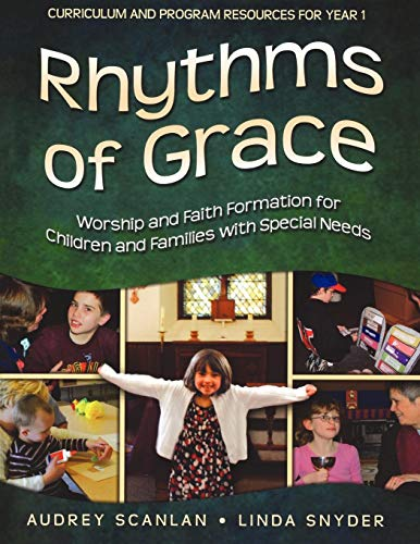 9781606740552: Rhythms of Grace Year 1: Worship and Faith Formation for Children and Families with Special Needs