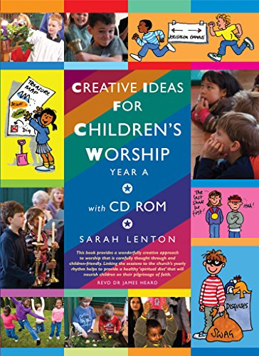 9781606740941: Creative Ideas for Children's Worship - Year A: Based on the Sunday Gospels, with CD