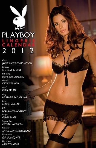 9781606778661: Playboy Lingerie 2012 Calendar
