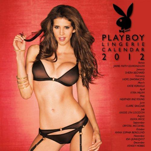 9781606778685: Playboy Lingerie 2012 Calendar