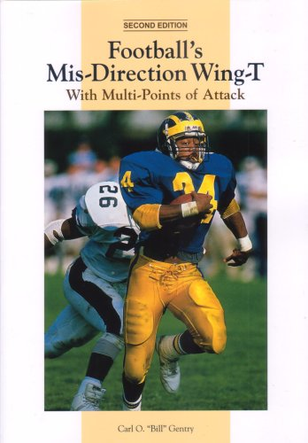 9781606790038: Football's Mis-Direction Wing-T, second edition (Coaches Choice)