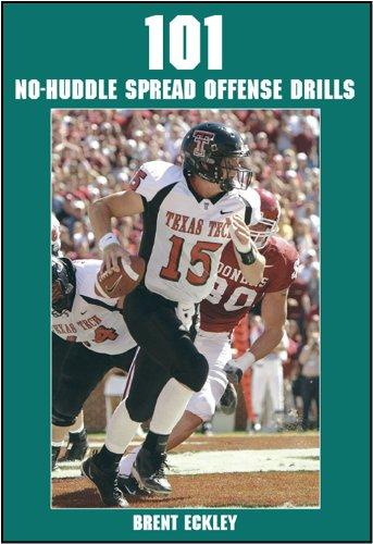 9781606790700: 101 No-Huddle Spread Offense Drills